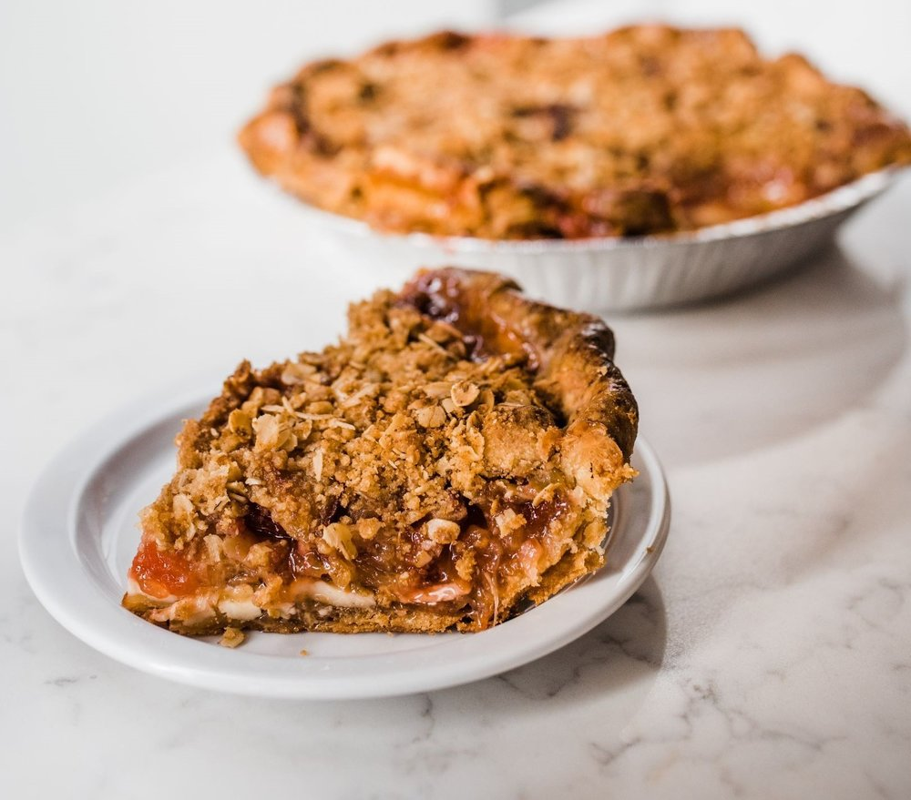 Holiday Pies, Quiche, and other must haves for your festivities. - Only available for pick up on December 24th from 10:00 a.m. to 4:00 p.m. at The Daily.PLACE YOUR ORDER