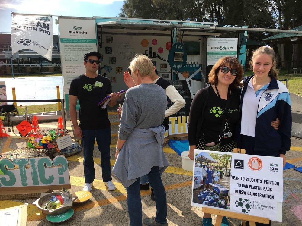 28th of July - Plastic Free Community Event.JPG