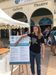 Ocean Lovers Festival Talks Bondi Pavilion 13 April