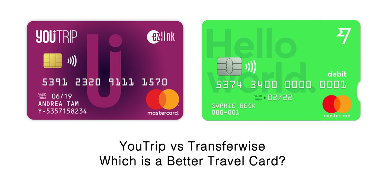 カード transferwise デビット