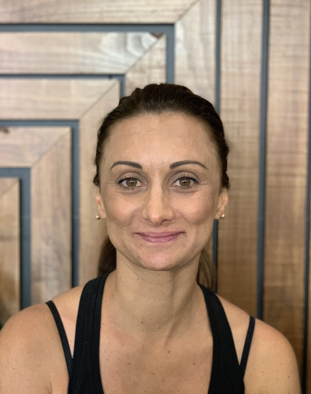 JO CARCHEDI - PILATES INSTRUCTOR