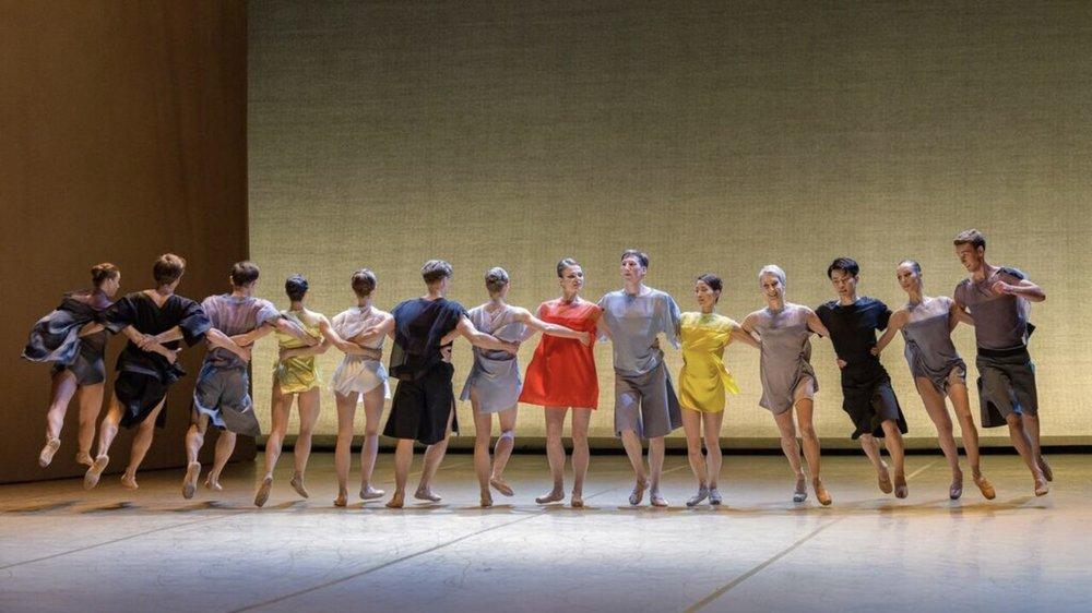 Moscow Ballet Theatre. Photo by Alexander Kavanov