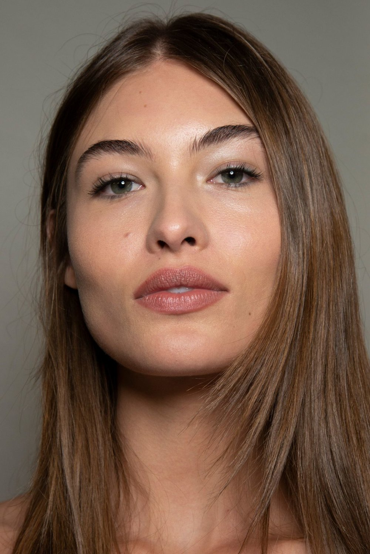 Alexandre Vauthier SS19  Key makeupartist Lisa Butler
