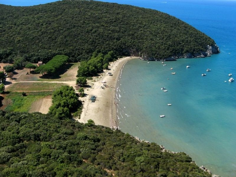The Tuscan Maremma Natural Park