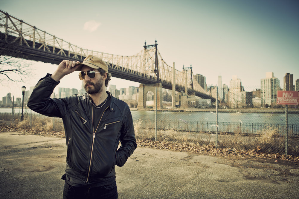 Matthew Houck (Phosphorescent), Brooklyn, 2013