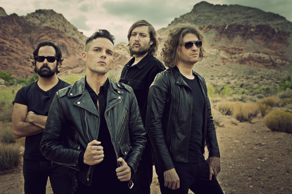 The Killers, Las Vegas, 2012