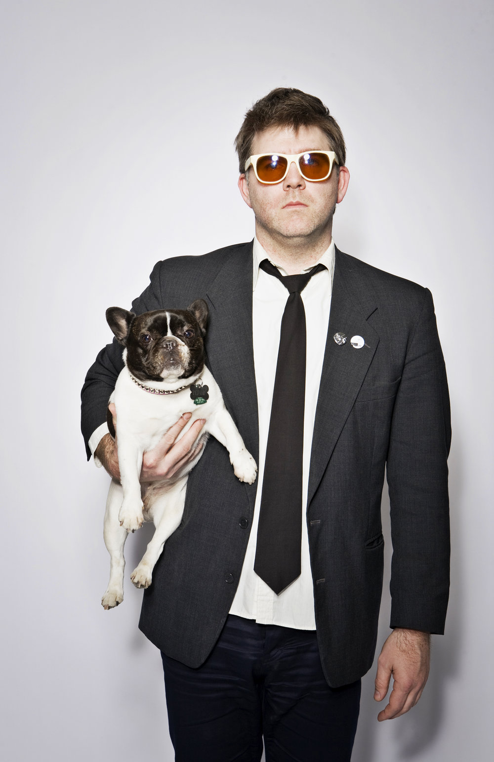 James Murphy (LCD Soundsystem), Brooklyn, 2010