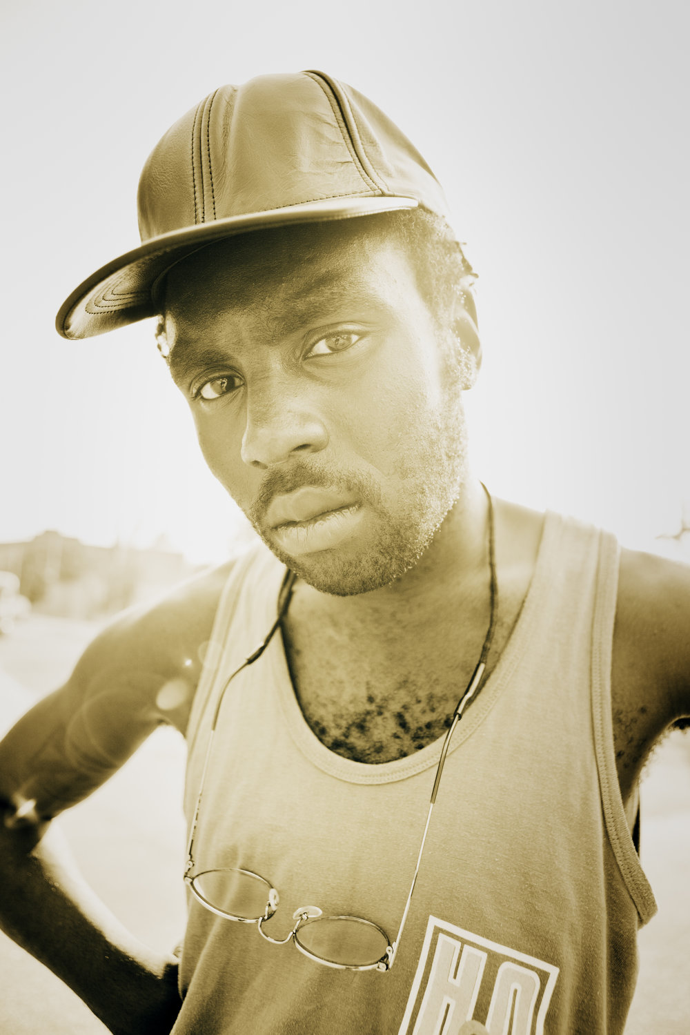 Dev Hynes (Blood Orange), Brooklyn, 2011