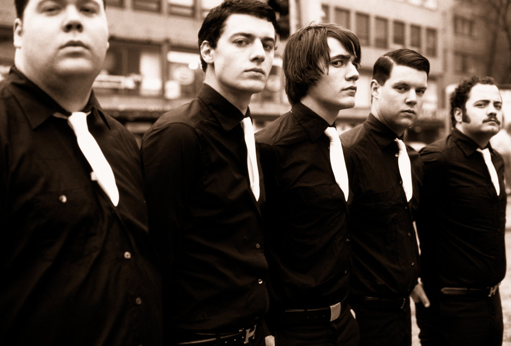 The Hives, Helsinki, 2002