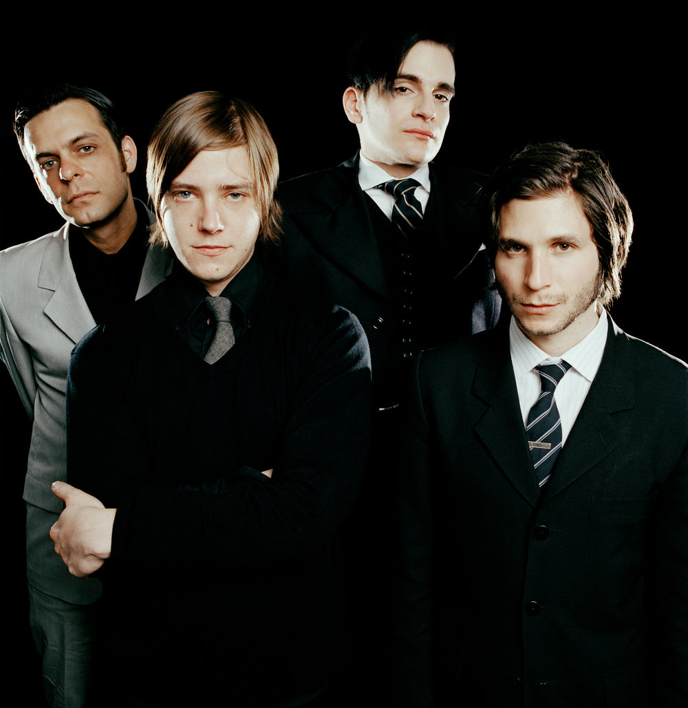 Interpol, New York City, 2004