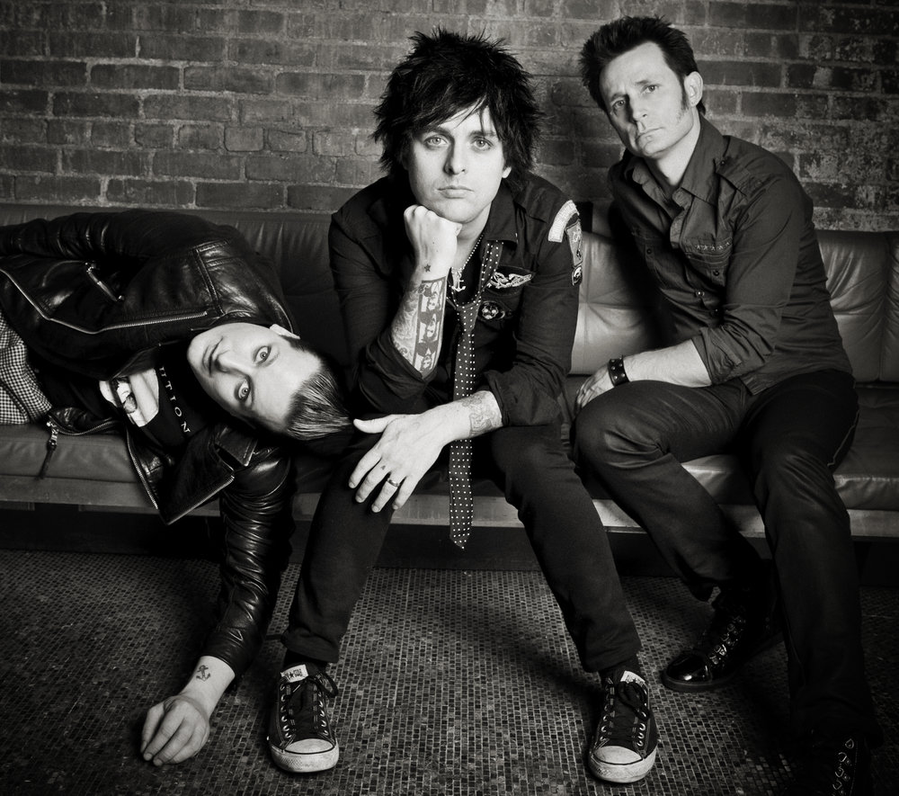 Green Day, New York City, 2009