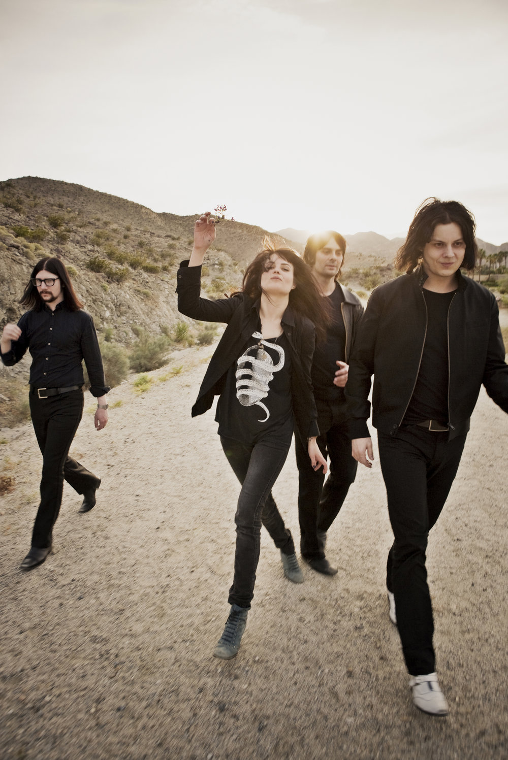 The Dead Weather, Coachella, 2010