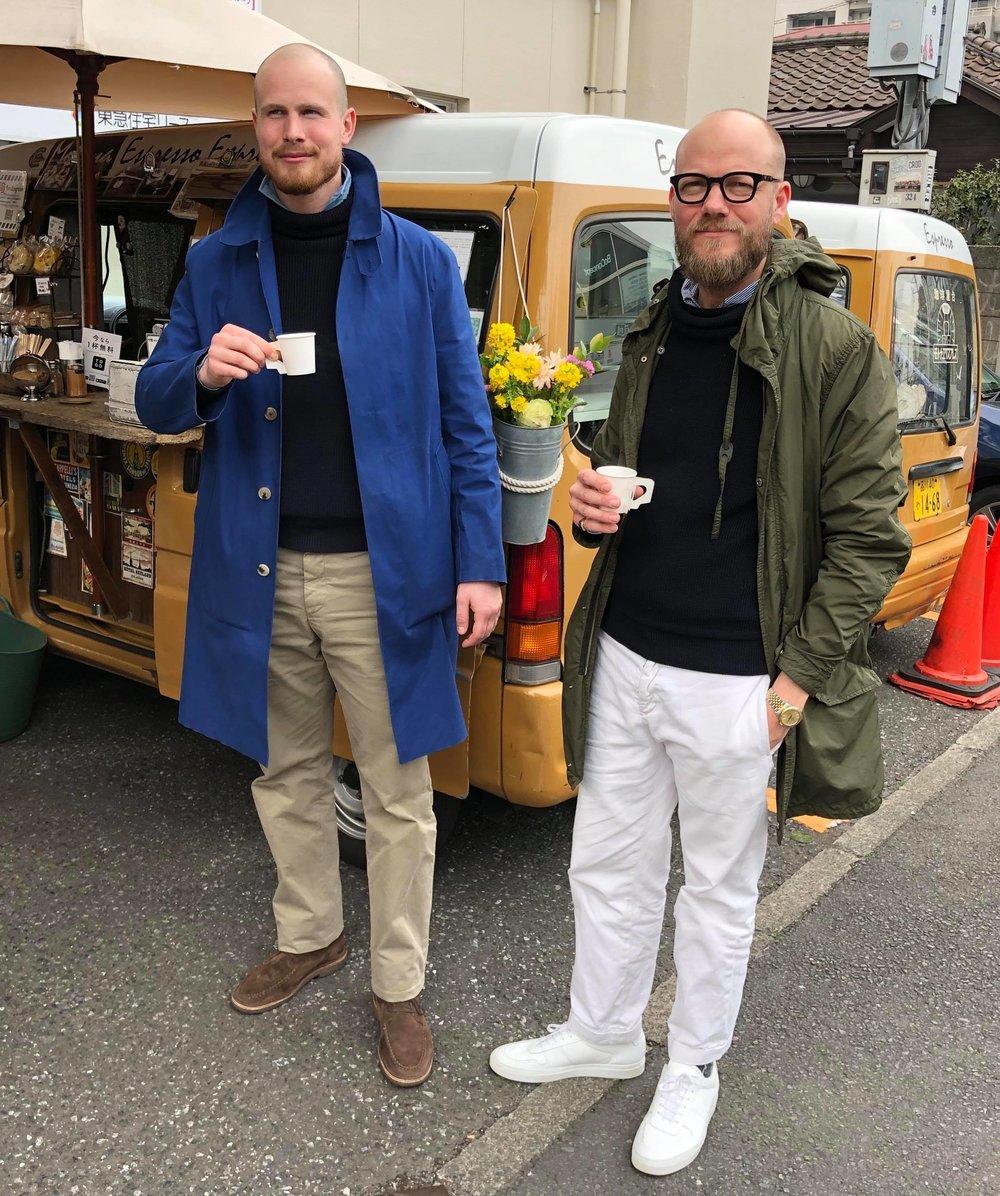 coffee in Daikanyama.jpg