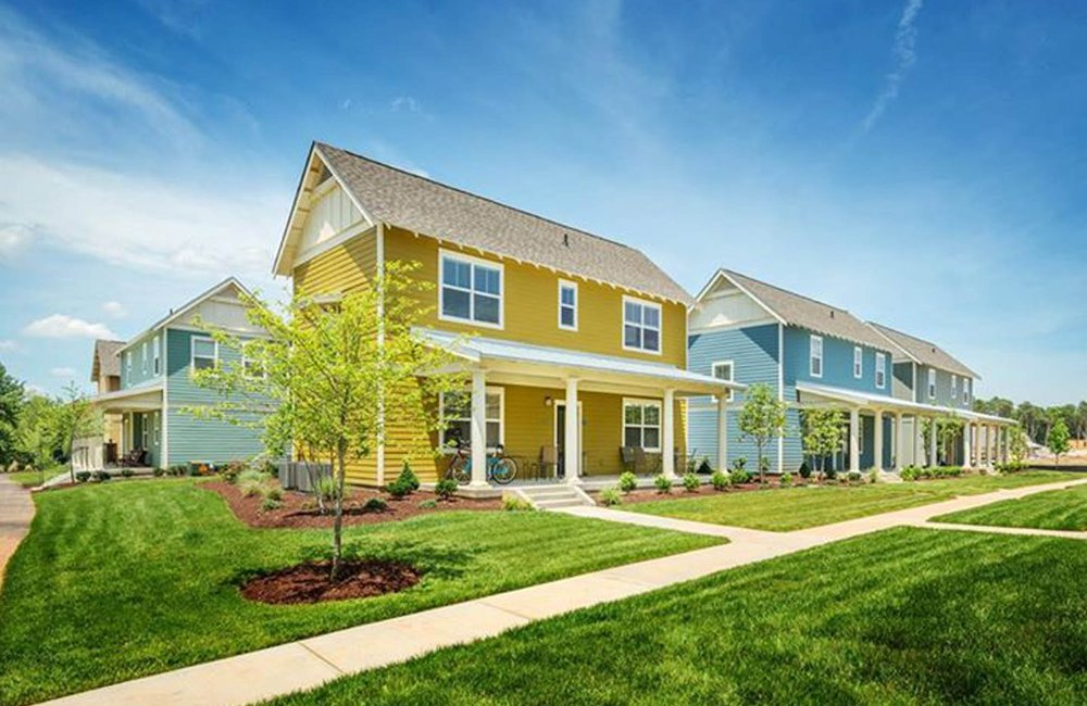 The Homestead at Hartness - Greenville, South Carolina