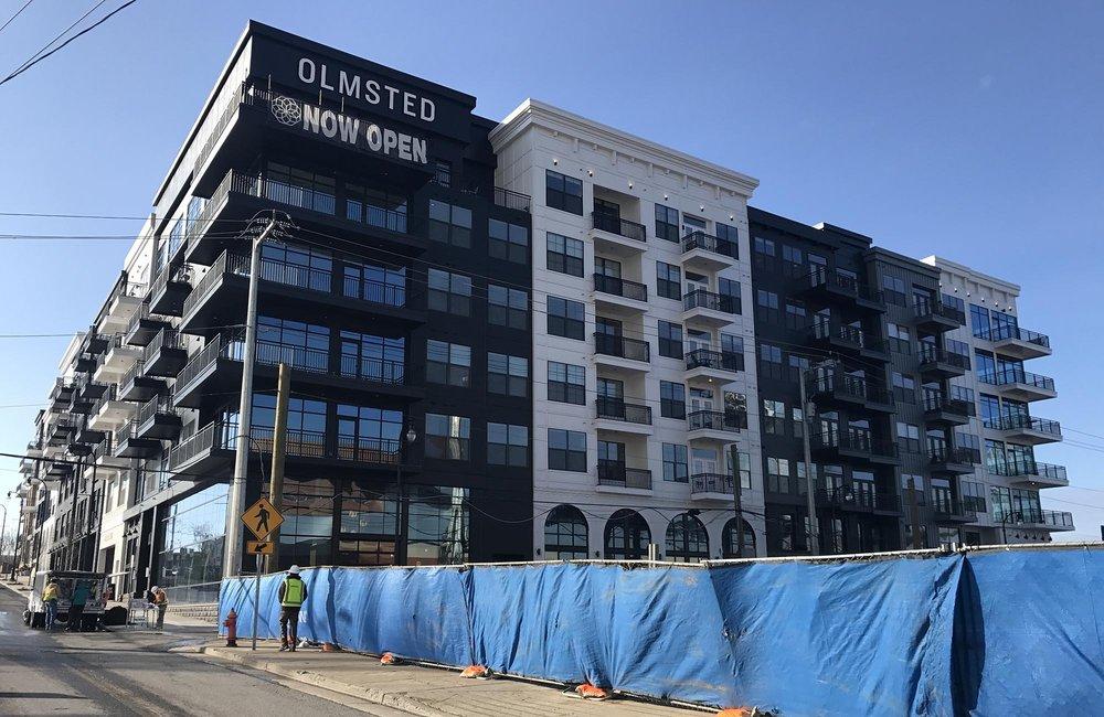 The Olmsted - Nashville - Nashville, Tennessee