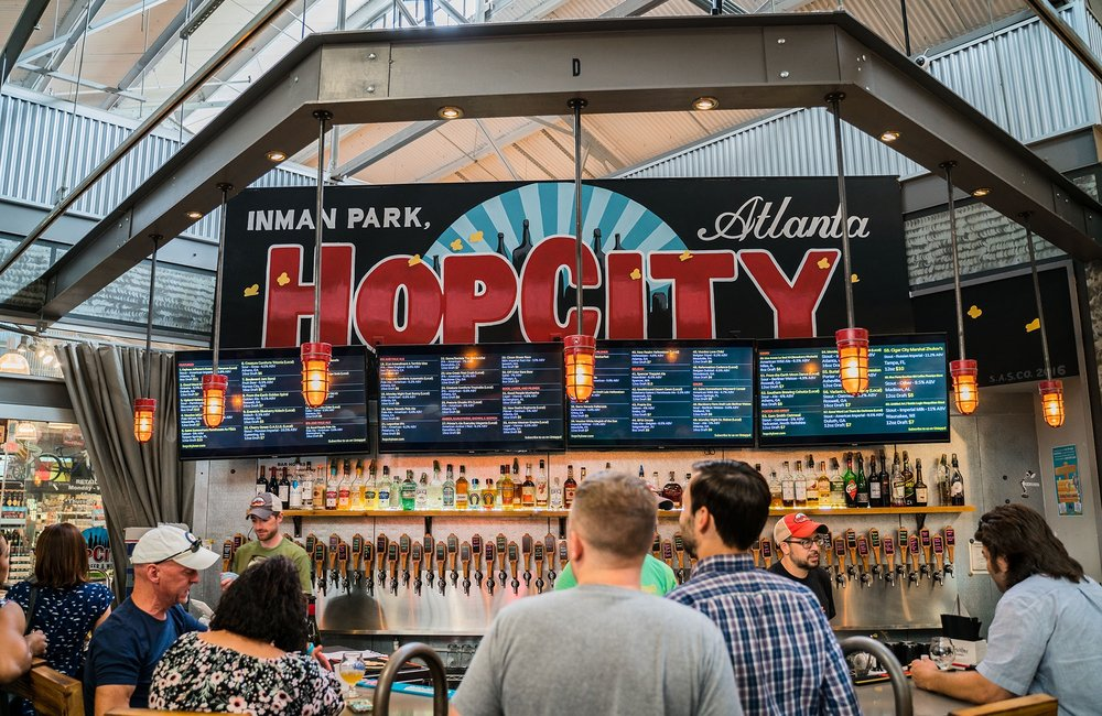 Hop City Inman Park - Atlanta Georgia