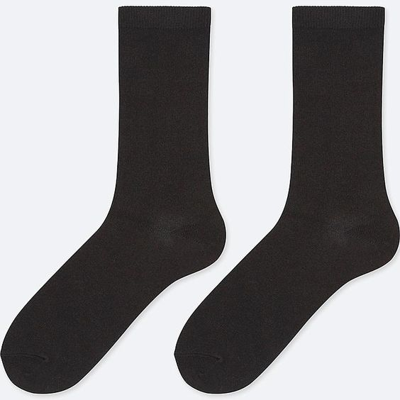 Uniqlo Heattech socks. Is there anything more practical?