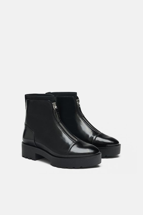 Cute and practical boots I can wear in icky, but not extreme weather