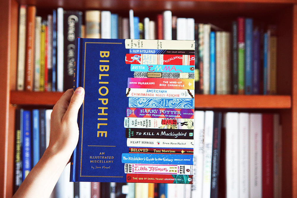 Bibliophile - A journey through books, bookstores and memories
