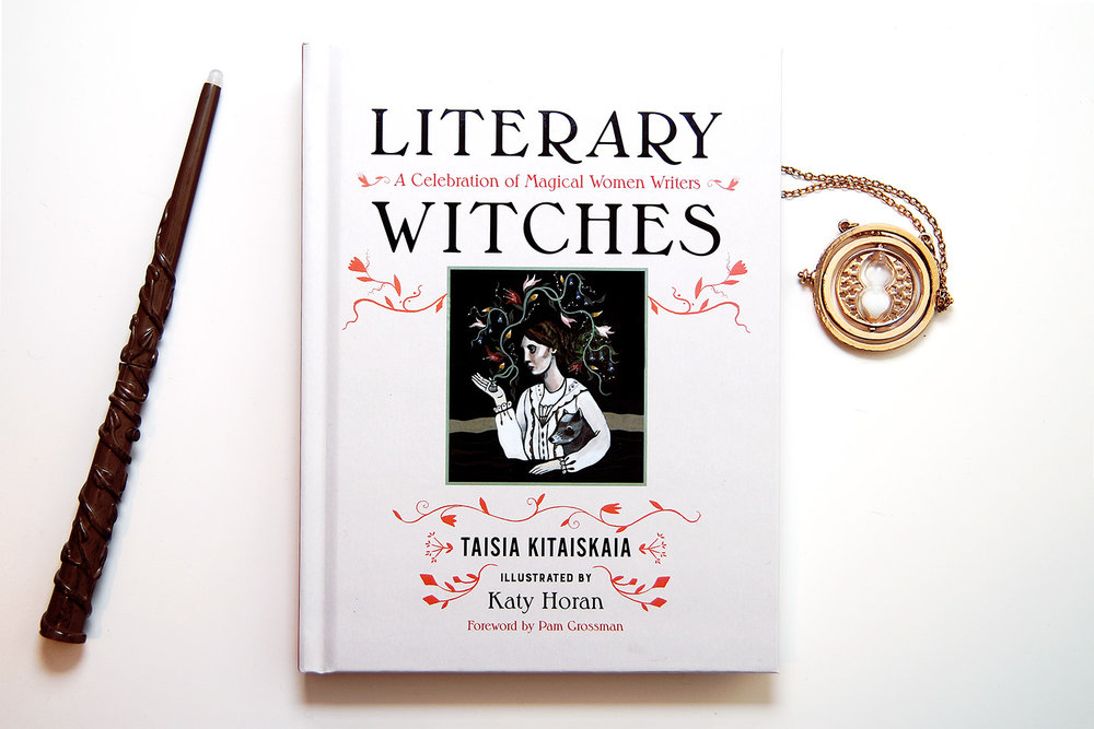 Literary Witches Cover