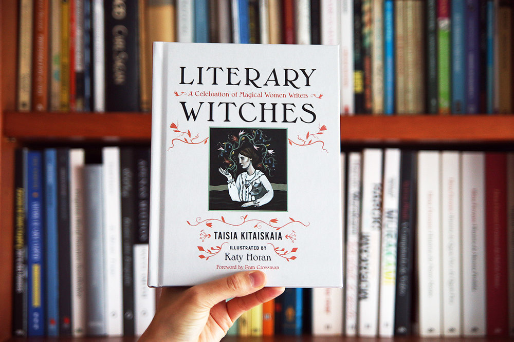Literary Witches - A celebration of female writers around the world
