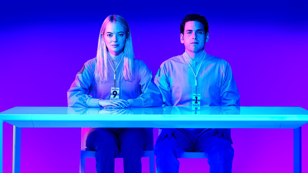 Maniac , a web television miniseries that premiered on September 21, 2018, on Netflix.