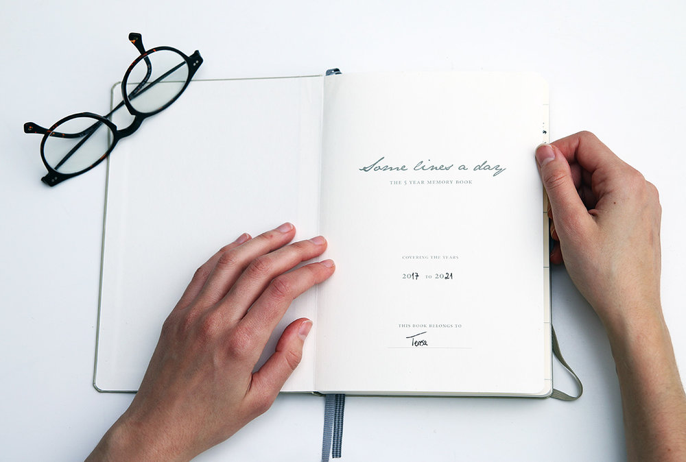 On writing a journal - Reflections about writing in everyday life