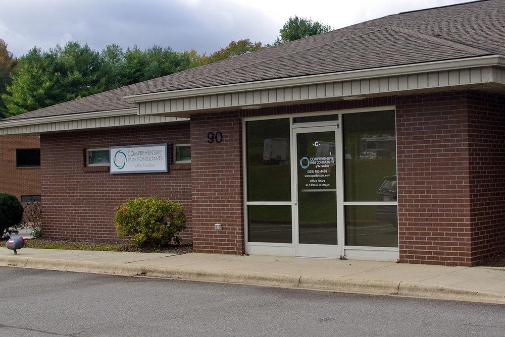 Pain and wellness center Waynesville NC