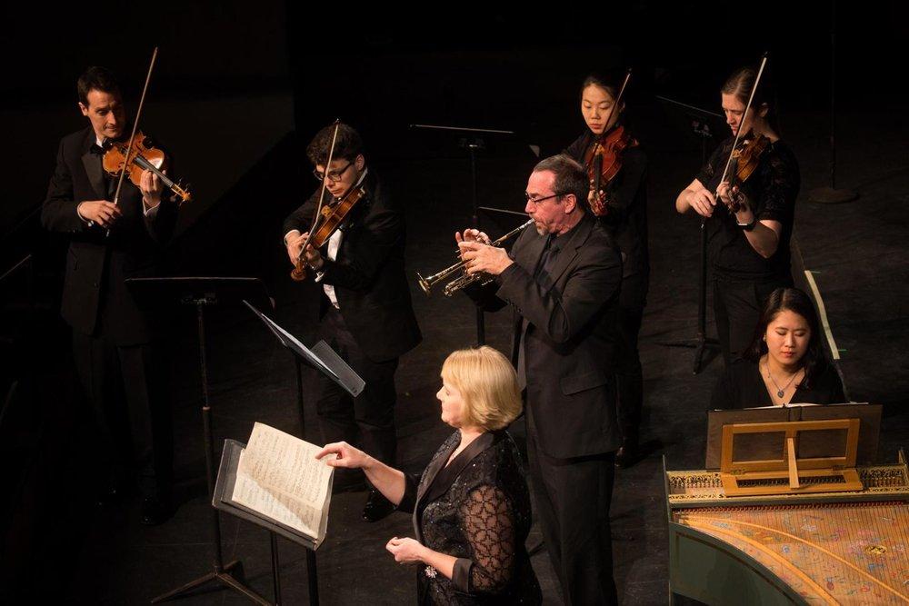 Baroque Festival at the University of Wisconsin-Platteville (Platteville, Wisconsin)