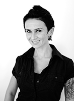 Gosia / Founder, Lead Hair Stylist - Growing up in Poland, Gosia learned her strong work ethic from her parents and grandparents. Gosia moved to the states with her parents in 1990. From high school Gosia attended 4 years at CCSU where she studied Music and Psychology.She was introduced to the beauty industry in 1999 and received her license from New England School of Hairdressing in 2000. Gosia has had the opportunity to work with many talented stylists, whom have inspired her. She has received training for cutting, coloring, and product knowledge from a multitude of companies including Kemon, Eufora, Kevin Murphy & Eminence Organic Skin Care. Gosia specializes in cutting, she has studied and continues to study various cutting techniques, utilizing them on the diverse hair textures of her clients. She enjoys working with all hair types, and makes healthy, manageable hair a top priority.