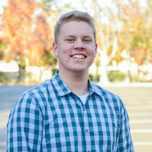 Brett Johnson   Student Ministries Associate   brett@vc.church