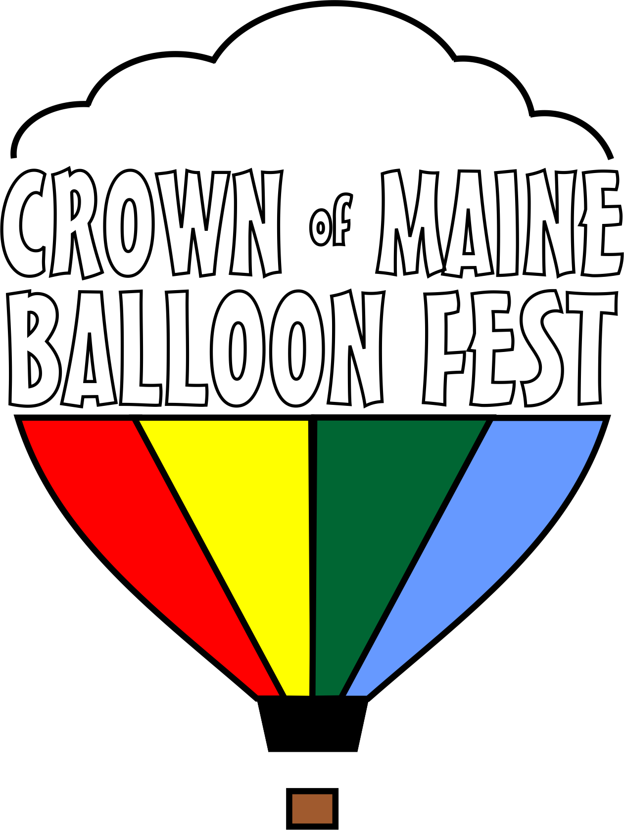 Crown of Maine Balloon Fest