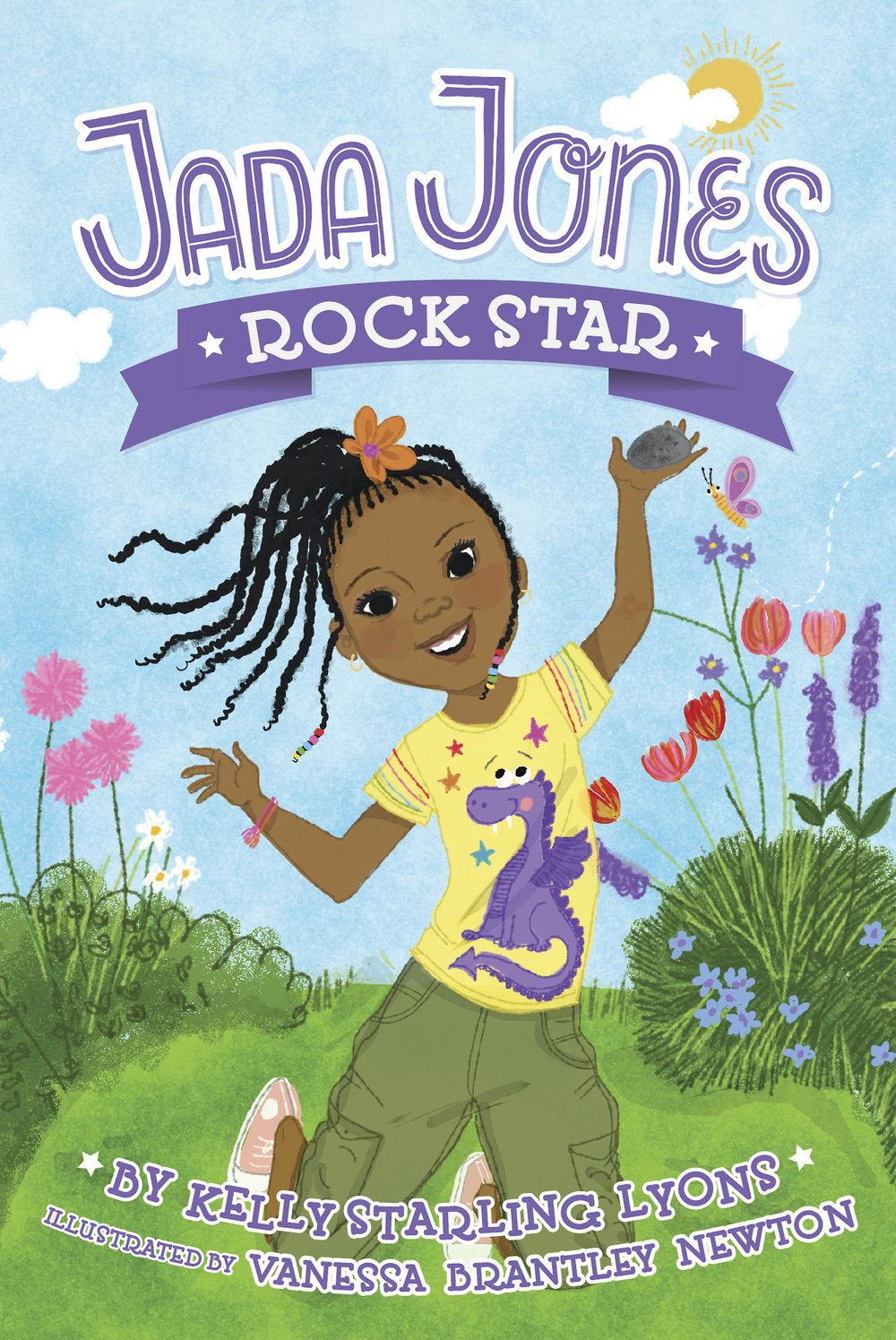 Jada Jones: Rock Star