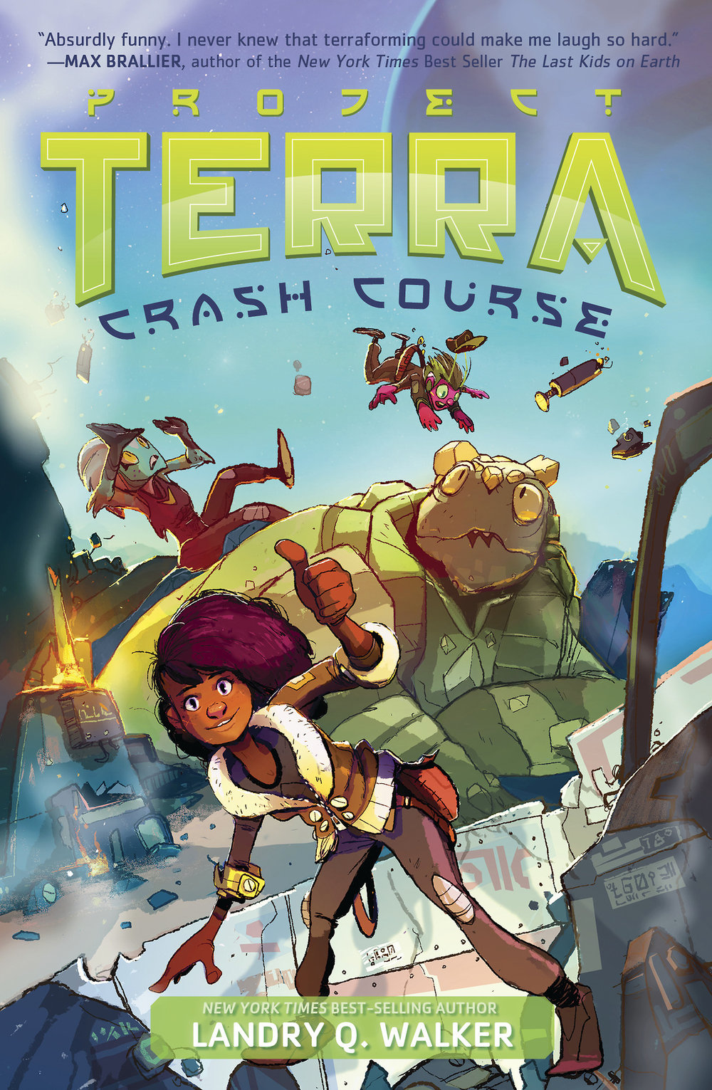 Project Terra: Crash Course