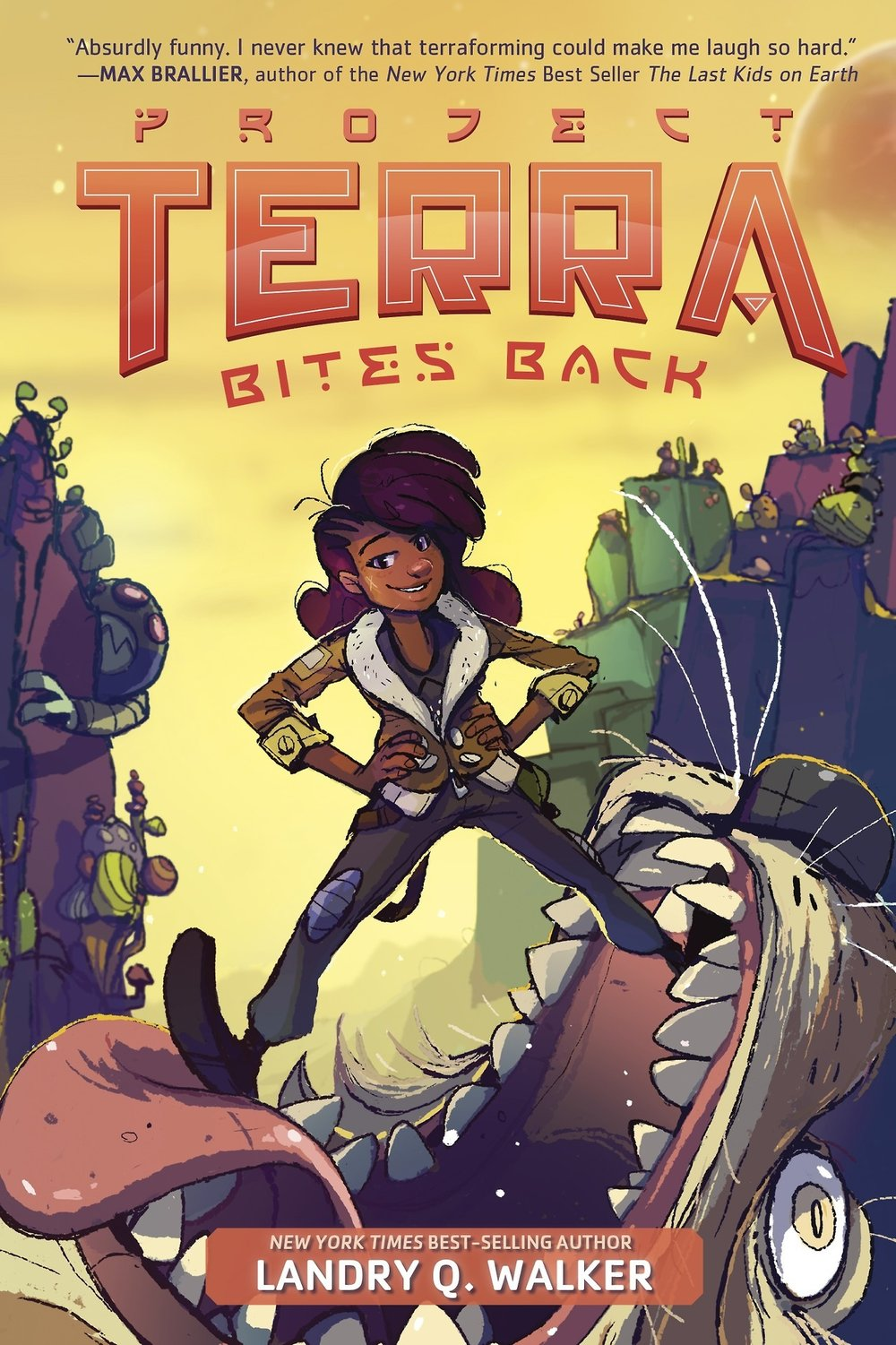 Project Terra: Bites Back