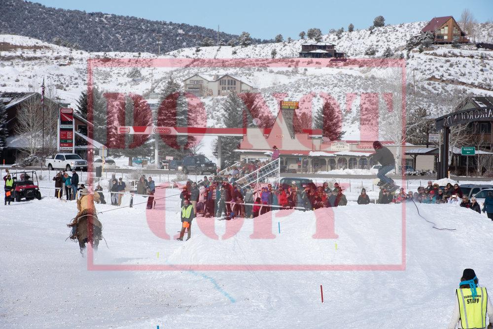 - Mo Ostrander - Snowboard 2
