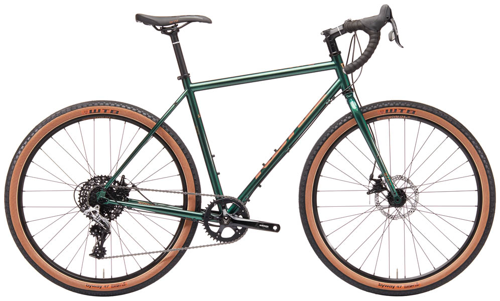 KONA ROVE ST:  650B ROAD PLUS   GOOD FOR:  RAIL TRAIL, TOURING, GRAVEL   DEMO SIZE:  SIZE RUN