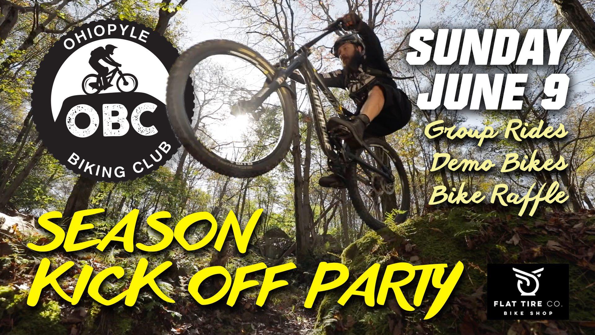 Ohiopyle Bike Demo + Group Rides — Flat Tire Co  Bike Shop