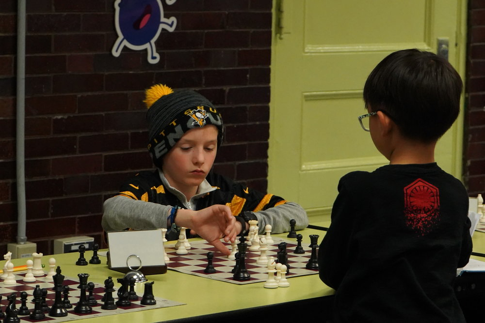 """Every chess master was once a beginner."" - Irving Chernev"