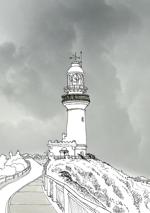 Lew Keilar_Byron Bay Lighthouse.jpg