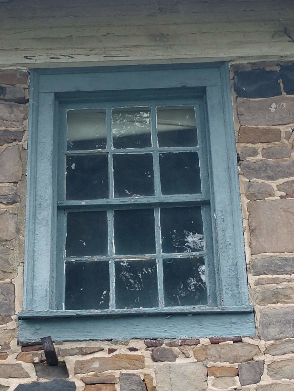 1744 Window 6 over 6 Double Hung