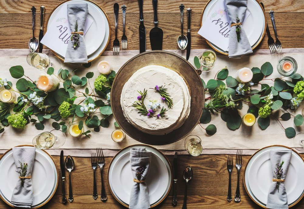 Healthy Entertaining Made Easy & Elegant - Bringing family and friends together through food