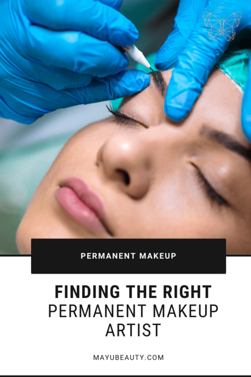 Permanent Makeup Aftercare Essentials — Mayu