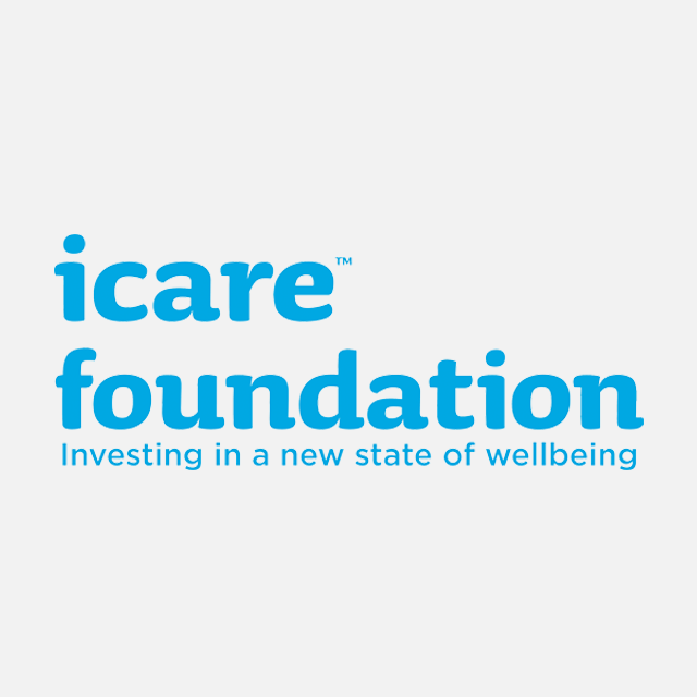 icare Foundation - icare foundation are big supporters of our work in the prevention and post-injury care space. WOW received funding through their pitch-in initiative, which will see the design and implementation our new youth trauma program