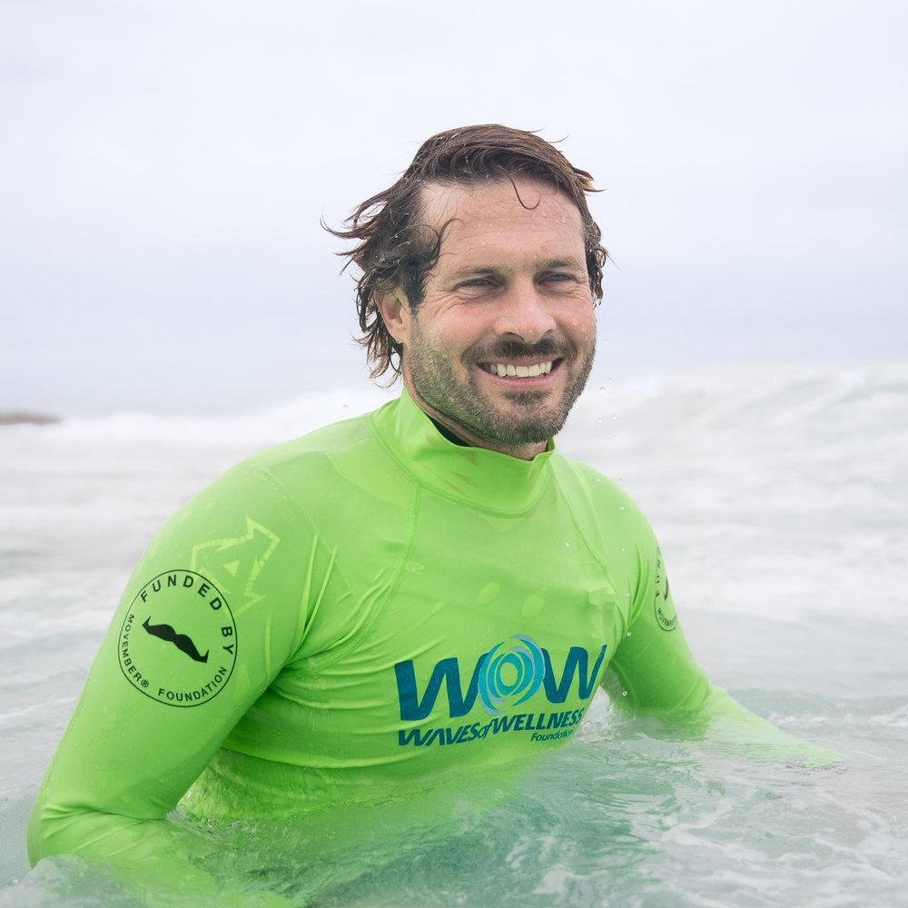 DAVE KELLYLead Facilitator - Dave studied a Bachelor of Nursing at Southern Cross University and graduated in 2006 – He's been working as a Registered Nurse in mental health for 8 years. He grew up in the Clarence Valley where he spent his time surfing around Minnie Water and Yamba. He loves the personal challenges and self-expression that exists in surfing, plus it's easy on his old bones. Dave loves the odd childish dad joke.