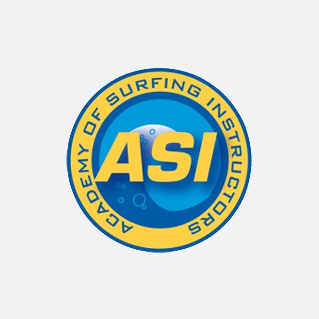 ASI - Academy of Surfing Instructors - WOW is an accredited surfing provider by internationally recognised Academy of Surfing Instructors. All our mental health facilitators are trained in level 1 surfing instruction, surf rescue and first aid certification.