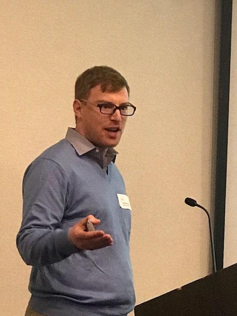 Dr. Dominic Gessler - Univ. of Massachusettes