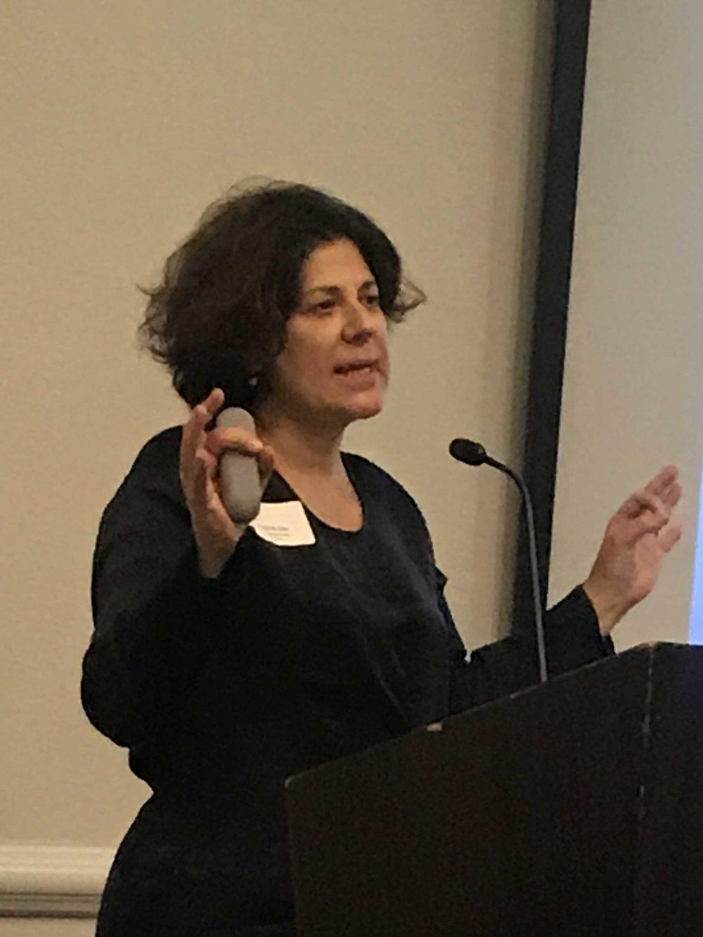 Dr. Roberta Cilio - MD, PhD Univ. of Louvain