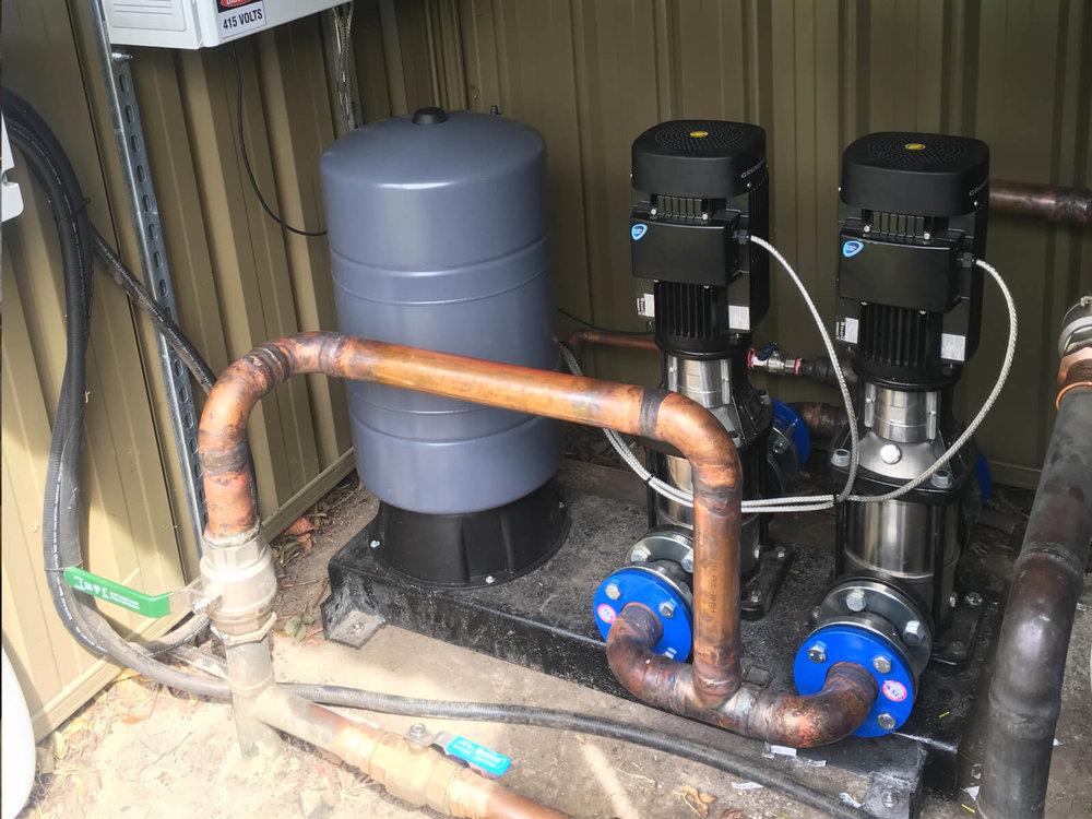 Pump Service -