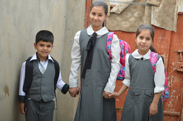 We're sending Syrian and Iraqi children back to school! -